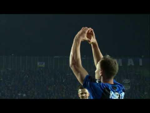 Il gol di Kurtic - Atalanta - Verona 3-0 - Giornata 10 - Serie A TIM 2017/18