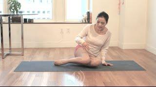 9-Minute Turn Down Yoga For Deep Sleep