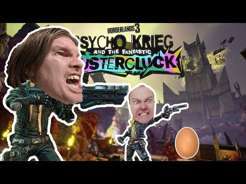 Psycho Krieg and the Fantastic Fustercluck - Part 12 - re-storming the castle |