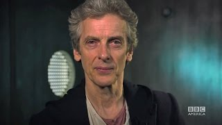 10 Years of New Doctor Who - Peter Capaldi reflects on