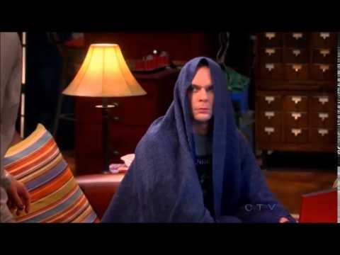 Sheldon's Ominous Music | The Big Bang Theory