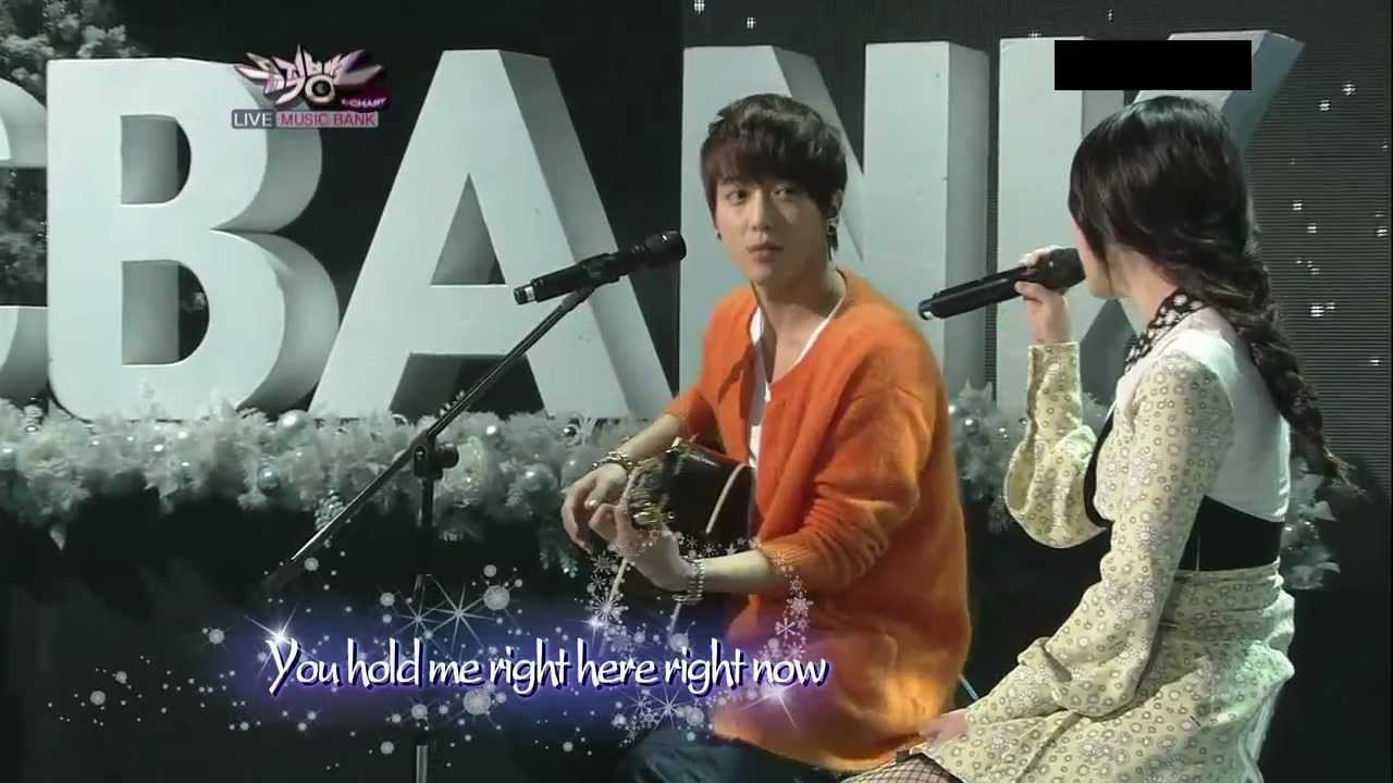 Banmal song jung yong hwa ft seohyun dating