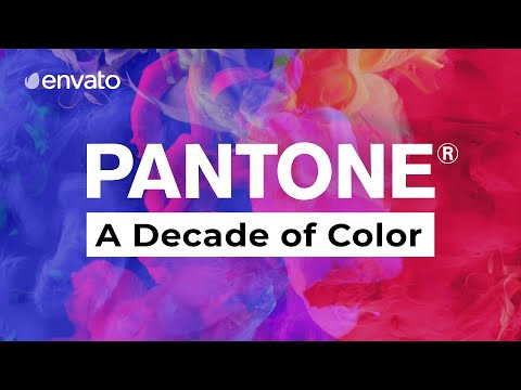 Pantone: A Decade of Color