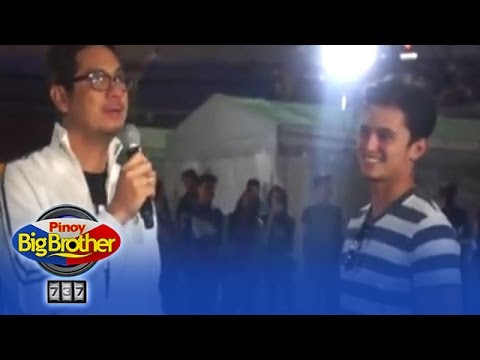 PBB Teen Clash Big Winner James Reid bumisita sa PBB737 Audition