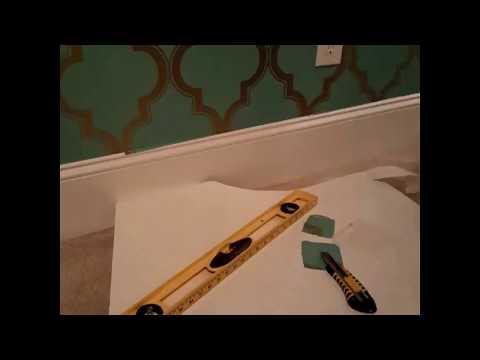 Removable Wallpaper Installation