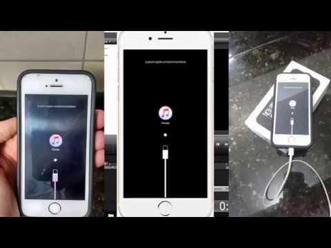 Recuperar IPhone Com A Tela Do ITunes