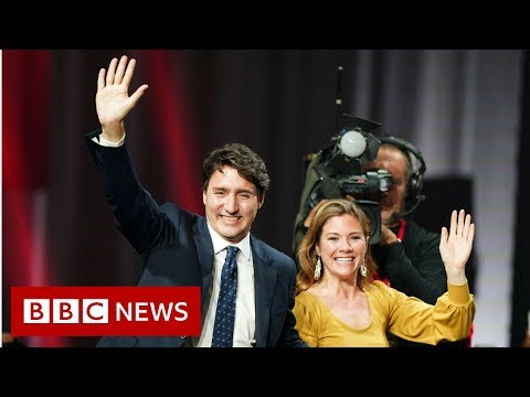 Canada election: Justin