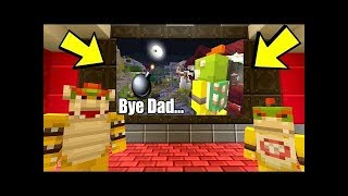BOWSER'S STORY! [THE TRUTH] - Nintendo Fun House - (Minecraft Switch) [192] - 2018