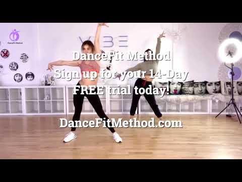 FULL BODY HOME DANCE WORKOUT // 💜 DanceFit Method By Kristina Androsenko