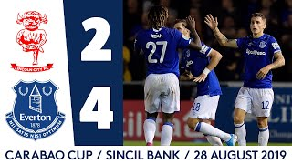 WORLD CLASS LUCAS DIGNE FREE-KICK! | LINCOLN 2-4 EVERTON: CARABAO CUP HIGHLIGHTS
