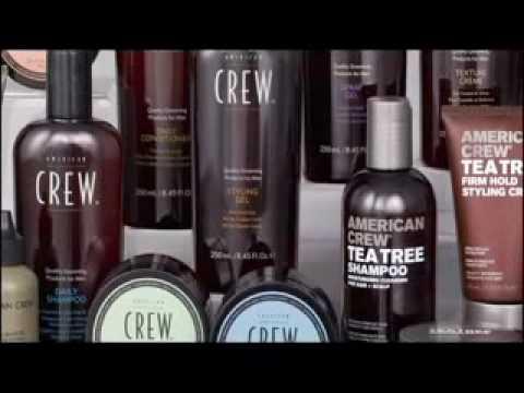 American Crew - Hair Care For Men