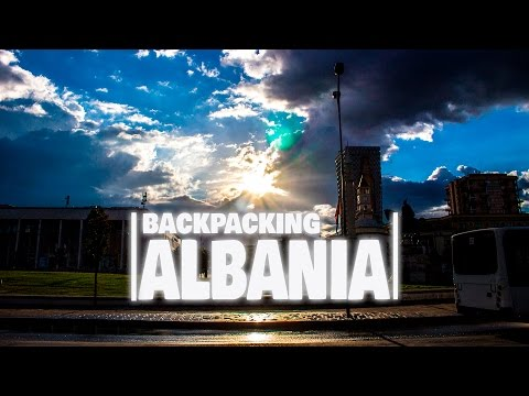 Backpacking Albania - Adventures of Jake and Ness