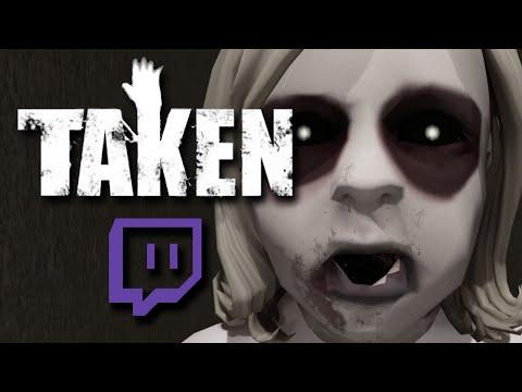 TAKEN - Hunted By Slack-Jawed Girl [Stream]