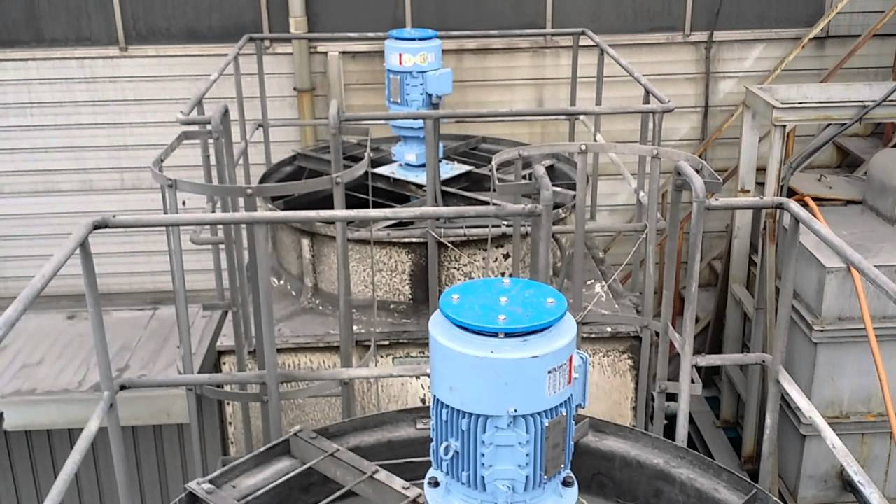 Cooling Tower Closed Type Geared Motor Test Ecotower