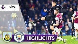 Gabriel Jesus Sehenswert! | FC Burnley - Manchester City 1:4 | Highlights - Premier League 2019/20