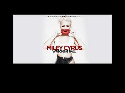 Перевод песни Wrecking Ball  (Miley Cyrus)