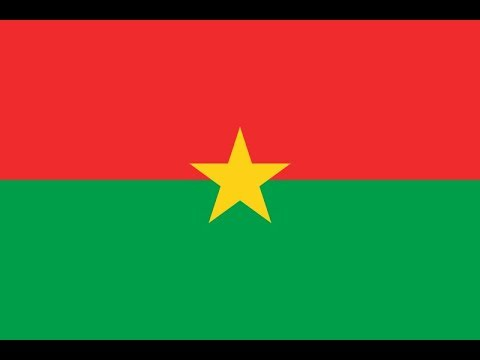 Burkina Faso National anthem instrumental music