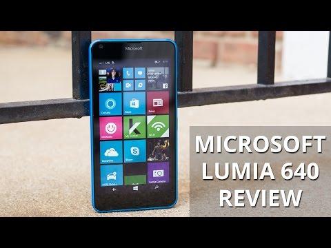 Microsoft Lumia 640 Review