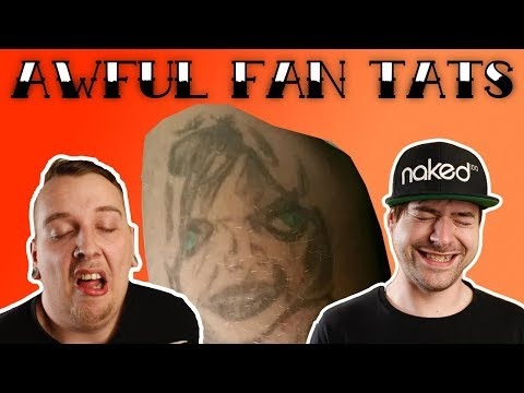 Awful Tattoos!! (Viewer Submission Edition)