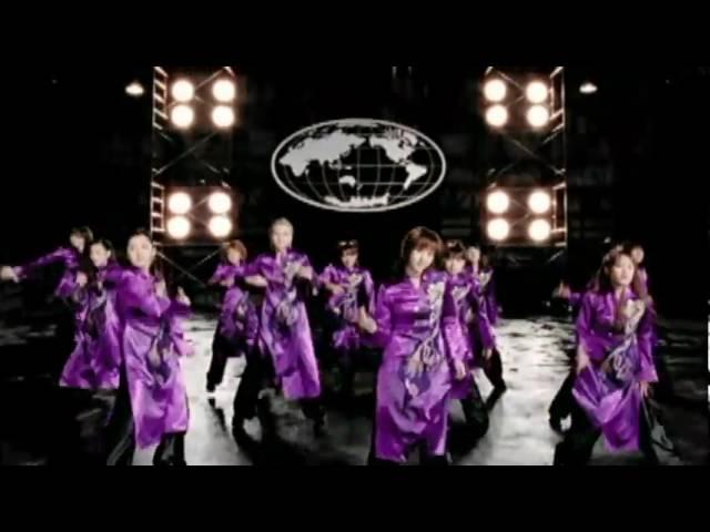 モーニング娘。『浪漫~MY DEAR BOY~』 (Dance Shot Edition)