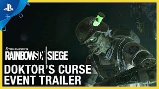 Rainbow Six Siege - Doktor's Curse Event Trailer| PS4