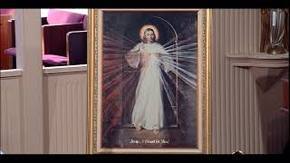 Holy Mass and Rosary on Sunday, April 11, 2021 on EWTN