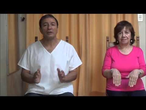 Ejercicios Basicos para Adulto Mayor de 60 años Sano