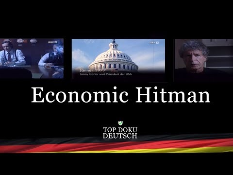 Economic Hitman   deutsch