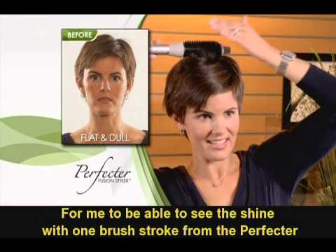 Perfecter Fusion Hair Styler At Bed Bath & Beyond