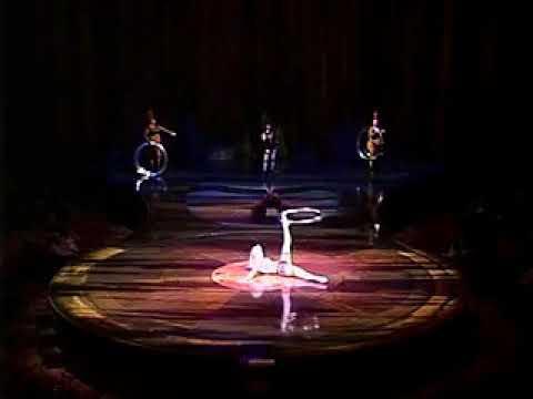 Hula Hoops, Gaki no Tsukai - Elena Lev (Cirque du Soleil