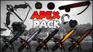 Apex PvP Pack  | PACK DE TEXTURA | MINECRAFT | PVP | 1.7.2 |