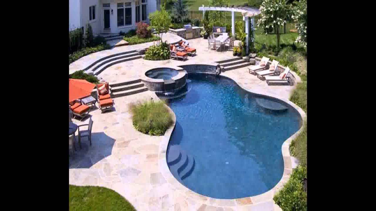 New Commercial Swimming Pool Design - YouTube