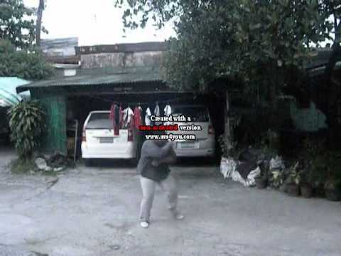 JAN PABLO MARTIAL ARTS VIDEO 1