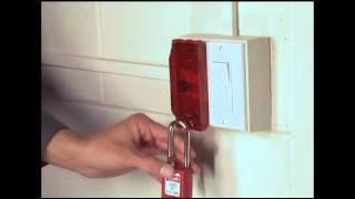 Master Lock 496B Universal Light Switch Lockout
