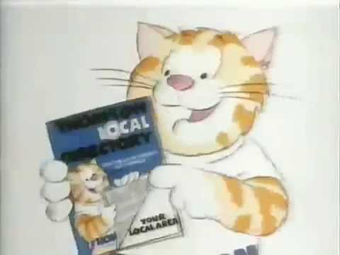 Thomson Local Directory Classic UK TV Advert From The 1980s