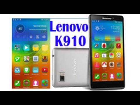 Lenovo Vibe Z K910 Firmware Videos - Waoweo