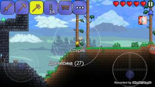Прохождение игры Terraria-1
