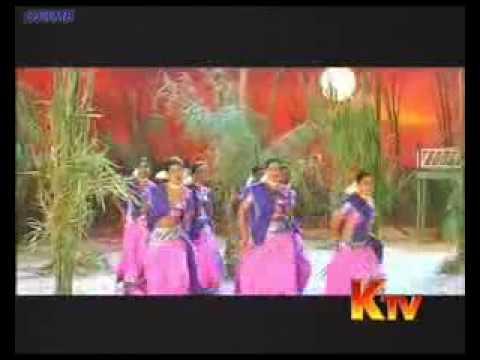 Monica Hot Navel show in sexy song Bandha Paramasivamflv