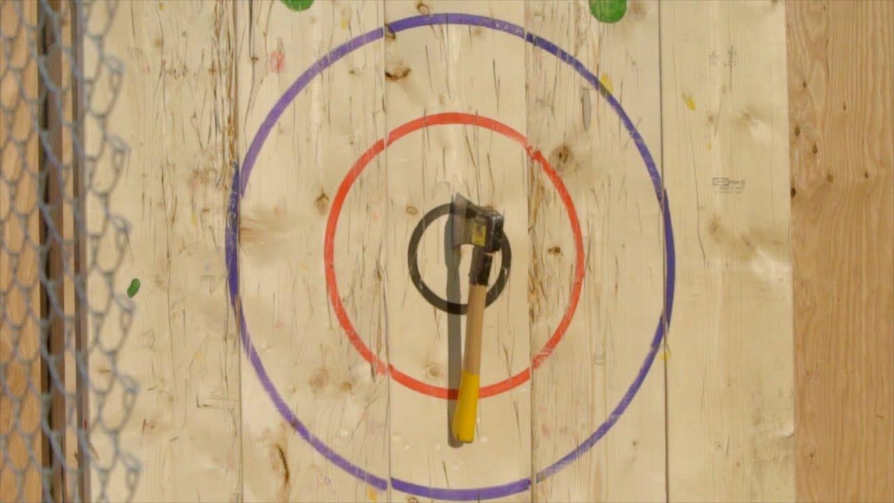 killswitch engage axe throwing battle 2016 at batl toronto teaser