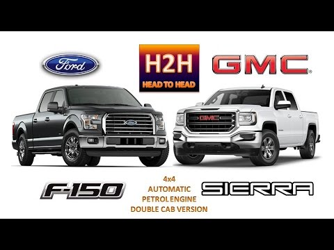 head2head 41 gmc sierra vs ford f 150 youtube. Black Bedroom Furniture Sets. Home Design Ideas