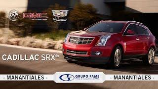 Nueva Cadillac SRX 2015