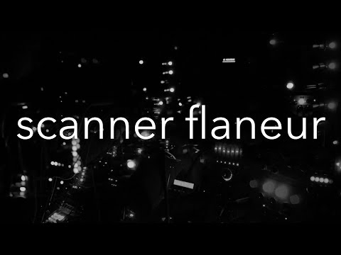 Scanner Flaneur // possiblity of a new synthesis *NEW EURORACK MODULE*
