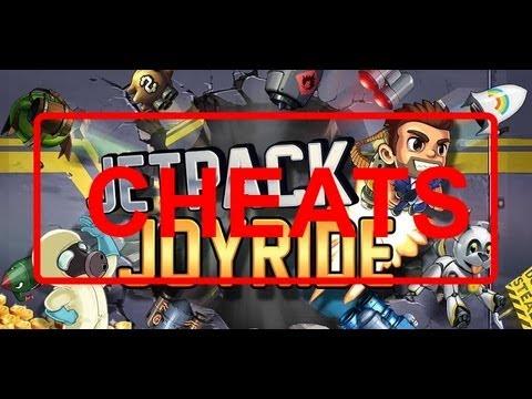 Best Cheats for Jetpack Joyride (NO JAILBREAK)