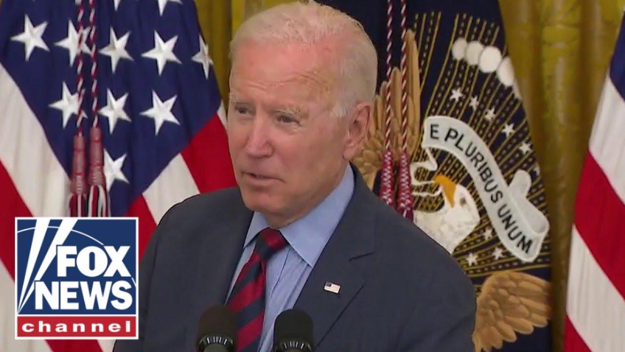 Biden makes latest gaffe surrounding COVID vaccine info