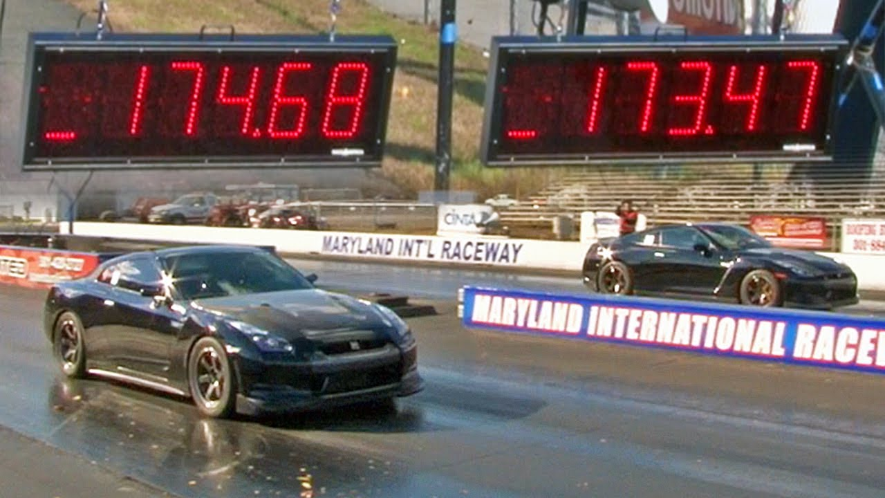 Roll Racing At Maryland International Raceway You