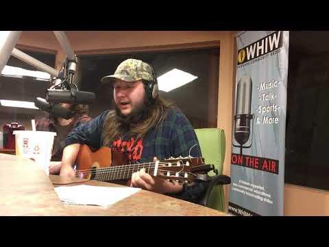 Tony John - Sleep In My Arms (Live on WHIW)