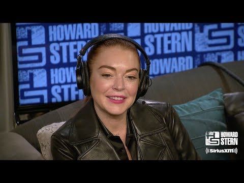 Lindsay Lohan on the Good Advice Jamie Lee Curtis Gave Her