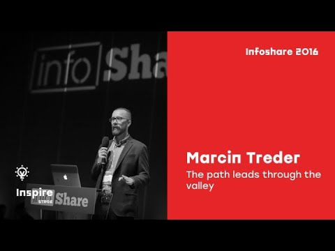 Marcin Treder (UXPin) - The path leads through the valley / infoShare 2016