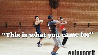 "Clavin Harris Ft. Rihanna ""This is what you came for""