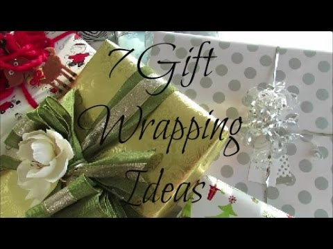 Download 7 Gift Wrapping Ideas  with My MIL | Gift Wrap Organization and Favorites